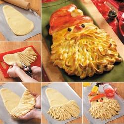 Božični kruh in pecivo