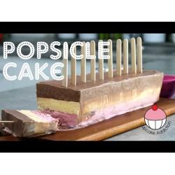 Sladoledna torta na palčki