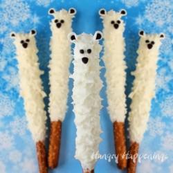 Polarni čokoladni medvedki