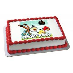 Jedilna hostija za torto (slika na torti)