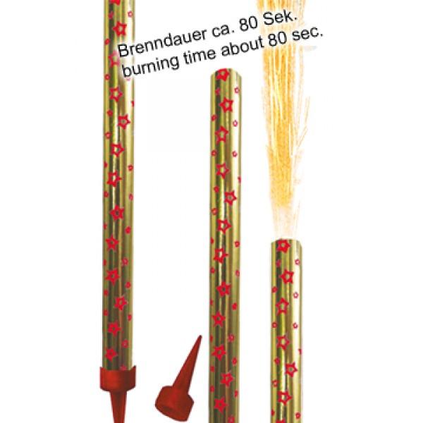 Svečka ognjemet 16cm