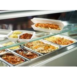 Posode za hrano za enkratno uporabo (eps)
