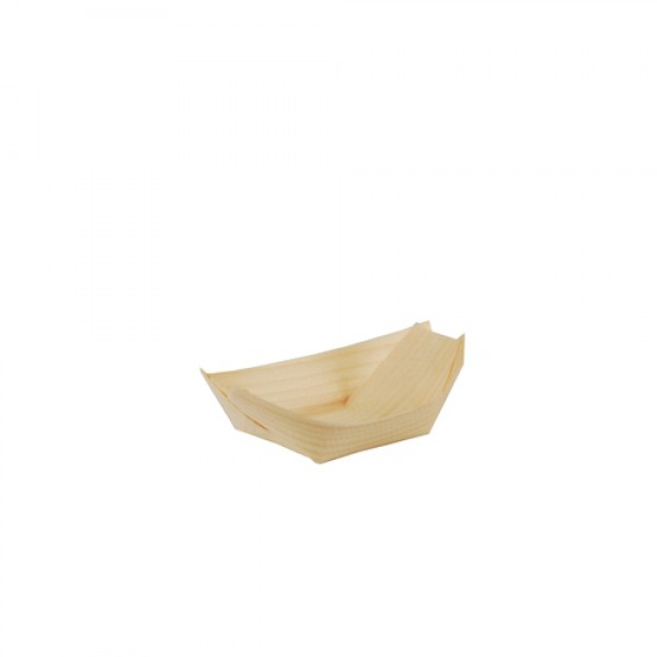 ** ZNIŽANO ** Bambusove ladjice 8,5 x 5,5 cm 50kom (Fingerfood)