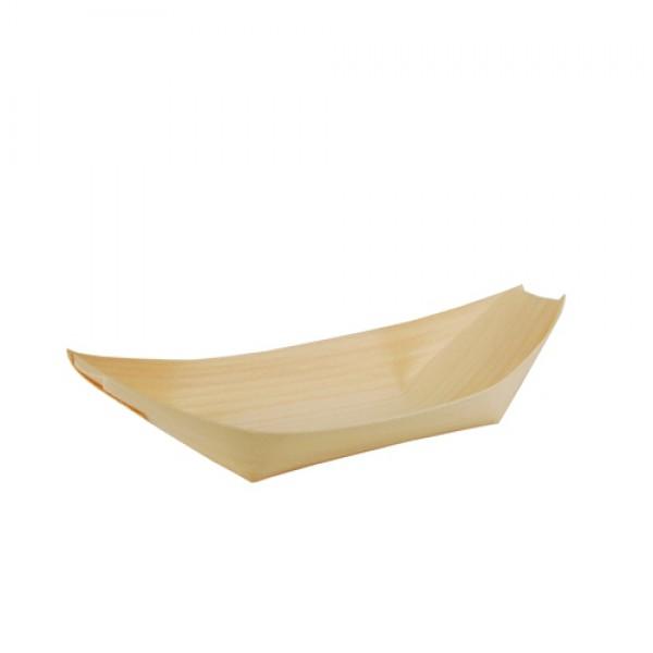 Bambusove ladjice 21.5x10cm 50kom (Fingerfood)