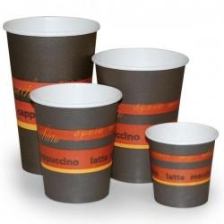 Papirnati kozarec za kavo Gusto 0.2l  50kom (To-GO)