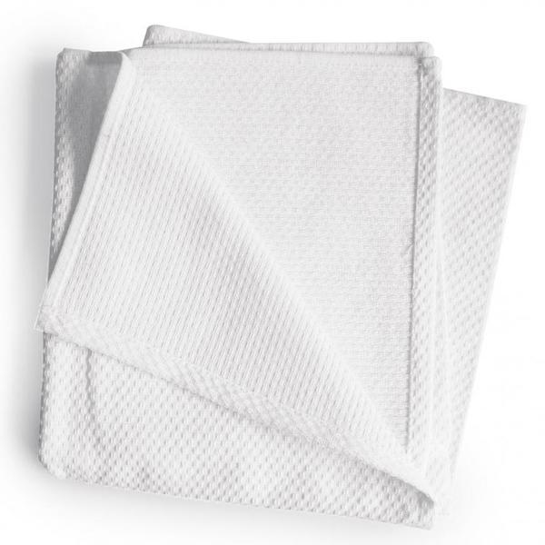 Krpa za poliranje 50x90cm (bela, bombažna)