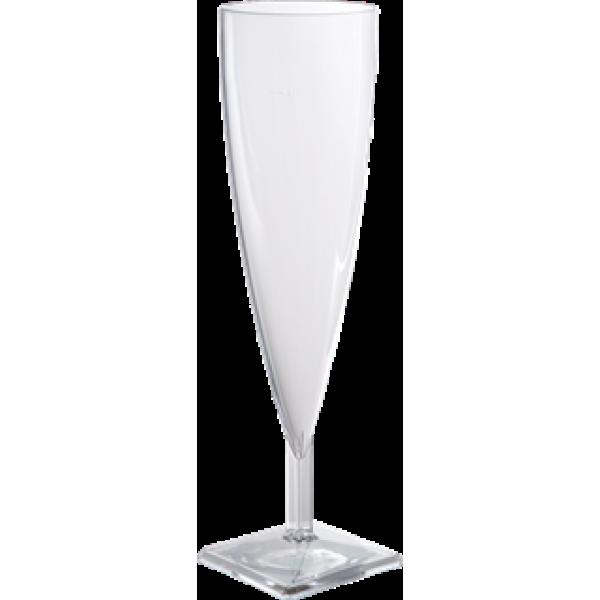Kelih za šampanjec PVC 6kom